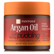 Fantasia Argan Oil Curl Styling Pudding 16 oz