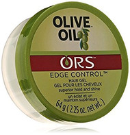 ORS Olive Oil Edge Control Gel - 2.25 oz jar