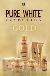 Pure White Gold Glowing 2 Even Tone Maxi Tone Lotion 400 ml