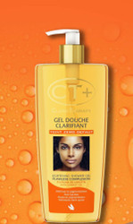 CT+ Clear Therapy Lightening Shower Gel w/ Carrot Oil 800 ml