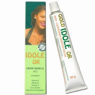 Idole Gold Skin Lightening Cream 1.76 oz