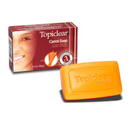 Topiclear #1 Carrot Soap 3 oz