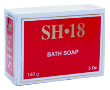 SH-18 Bath Soap 5 oz / 140 g