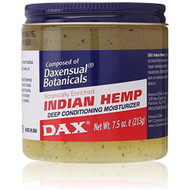 Dax Botanically Enriched Indian Hemp Deep Conditioning Moisturizing 7.5 oz