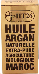 HT26 HUILE ARGAN NATURELLE EXTRA-PURE OIL