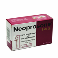 Neoprosone Forte Technopharma Exfoliating Cleansing Soap 7 oz / 200 g