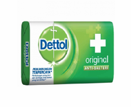 Dettol Original Anti-bacterial Hygiene Hand & Body Soap 105 g