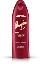 Magno Rouge Shower Gel 18.6 oz / 550 ml