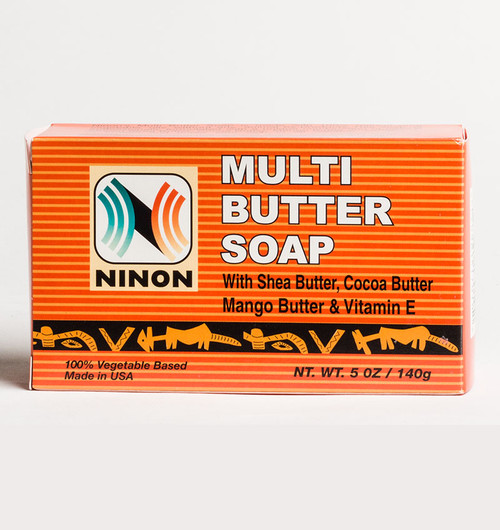 Ninon Multi Butter Soap 5 oz