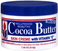 Hollywood Beauty Cocoa Butter Skin Creme 7.50 oz