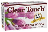 Clear Touch Lilac Deep Cleansing Soap 90 g