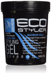 Eco Styler Max Hold 10 Super Styling Gel 32 oz