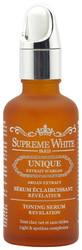 Supreme White Unique Argan Extract Toning Serum 50ml