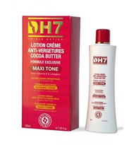 Dh7 Anti-stretch Mark Creamy Lotion With Cocoa Butter 200ml