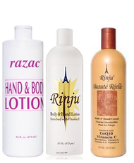 Razac & Rinju Intensive Therapy Lotion Combo Set
