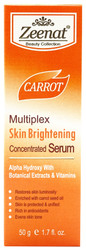 Zeenat Carrot Multiplex Skin Brightening Concetrated Serum 50g