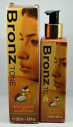 Bronz Tone Maxi Tone Fade Milk With Cocoa Butter & Honey 200 ml