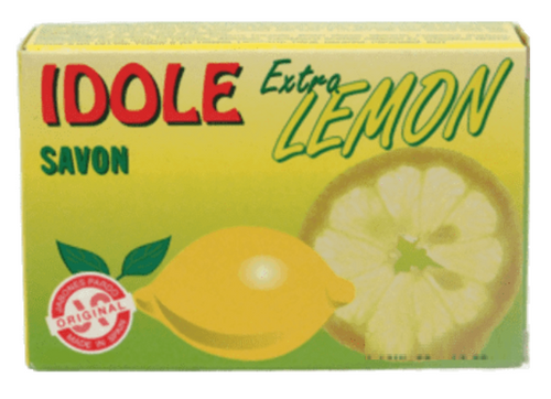 Idole Extra Lemon Soap 10.5 oz