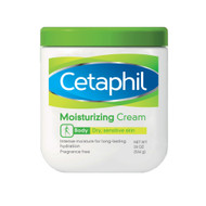 Cetaphil Moisturizing Cream for Dry, Sensitive Skin Body 20 oz