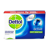 Dettol Soap Bar Active Pack Of 6