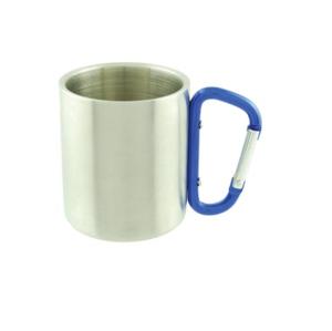 Carabiner Mug Stainless Steel Cup 10oz