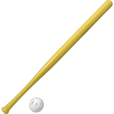 Wiffle Ball and Bat