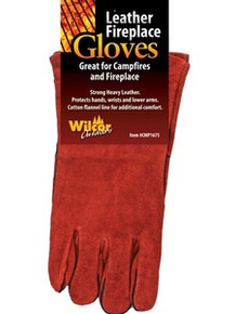Fireplace Woodstove Campfire Gloves