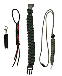 Survival rope cord combo set