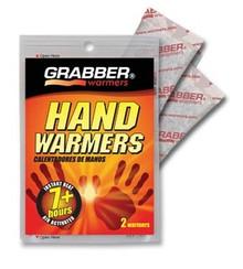 Grabber Hand Warmers 6 pair