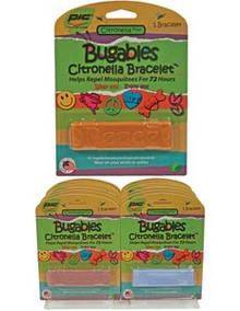 Bugables Mosquito Inset Repellent Bands 2 Pack