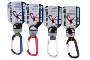 Chums water bottle holder clips 4 pack