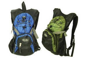 Hydration day backpack