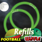 "replaceable 8"" lightsticks for glow wiffle ball"