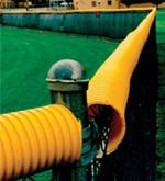 Polytube Fence Guards 250ft