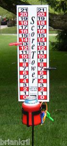 Portable Scoreboard Scoretower