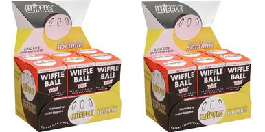 Wiffle Softballs King Size Balls 2 dozen