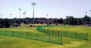 Baseball Outfield Fence Kit