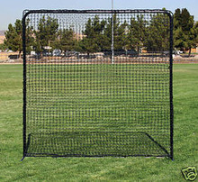 Baseball Softball Square Net and Frame 7 x 7