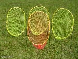 XtraFielder Wiffle Ball Strike Zone Net System