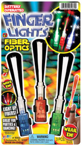 Finger Lights Fiber Optics