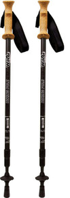 Snowshoe Trekking Hiking Poles Shock Absorbing Adjustable Length