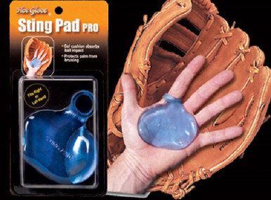 Sting Pad PRO for baseball gloves