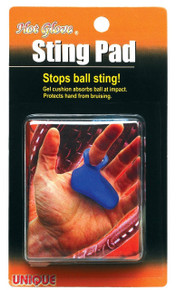 Sting Pad Shock Absorber for Baseball Gloves