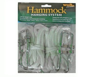 Hammock Hanging Kit System Safe for Trees