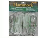 Hammock Hanging Kit System Safe for Trees