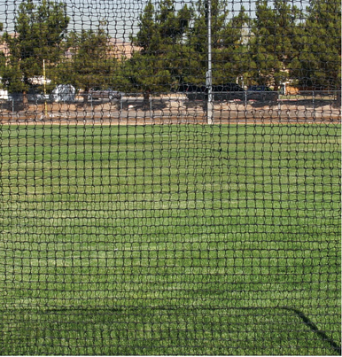 Replacement Square Baseball Protection Net 7x7