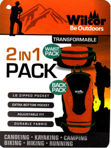 waist pack backpack