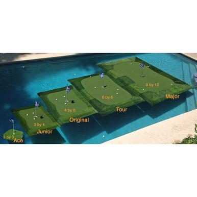 Floating Golf Greens