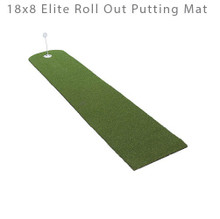 Roll Out Golf Mat 18 inches x 8 ft Elite