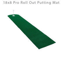 Golf Putting Mat PRO 18x8 Golf Green